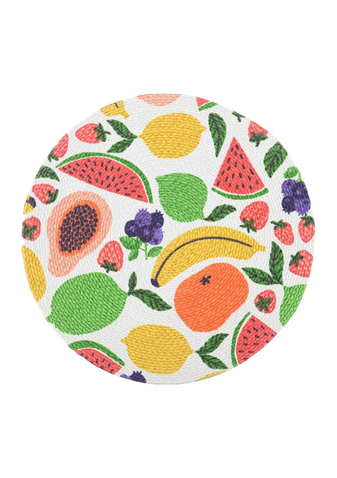 Arlee Home Fashions Inc.™ Fruit Toss Placemat