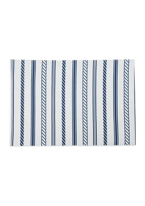 Arlee Home Fashions Inc.™ Nautical Rope Placemat