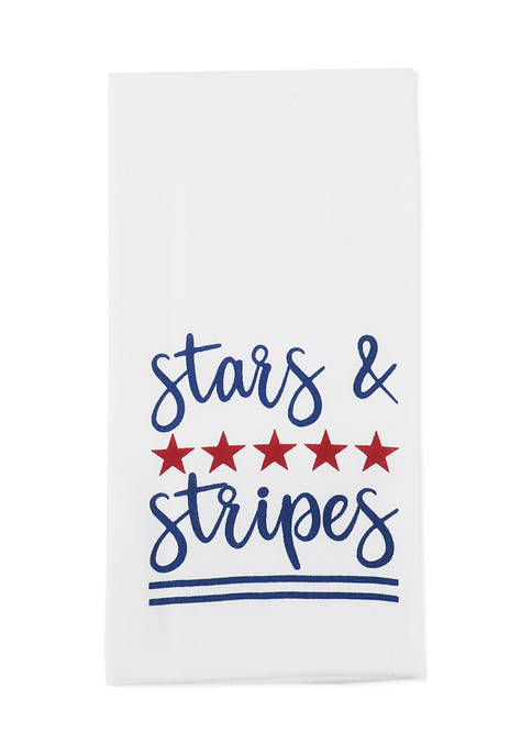 Arlee Home Fashions Inc.™ Stars and Stripes Kitchen