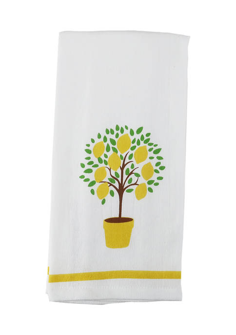 Lemon Tree Kitchen Towel