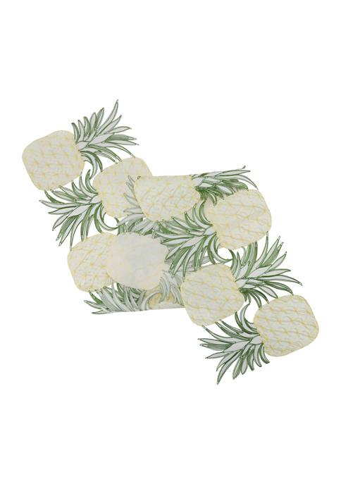 Arlee Home Fashions Inc.™ Pineapple Table Runner