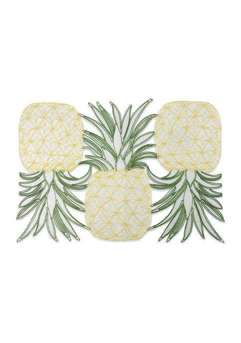 Arlee Home Fashions Inc.™ Pineapple Placemat