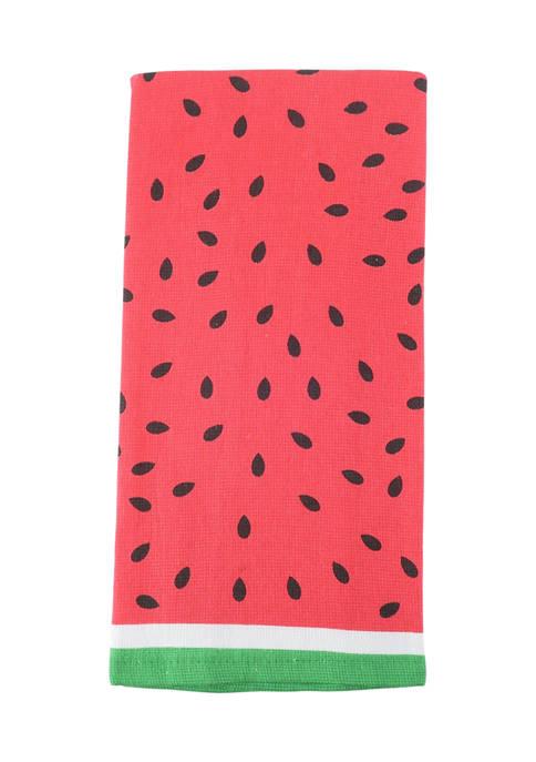 Arlee Home Fashions Inc.™ Watermelon Kitchen Towel