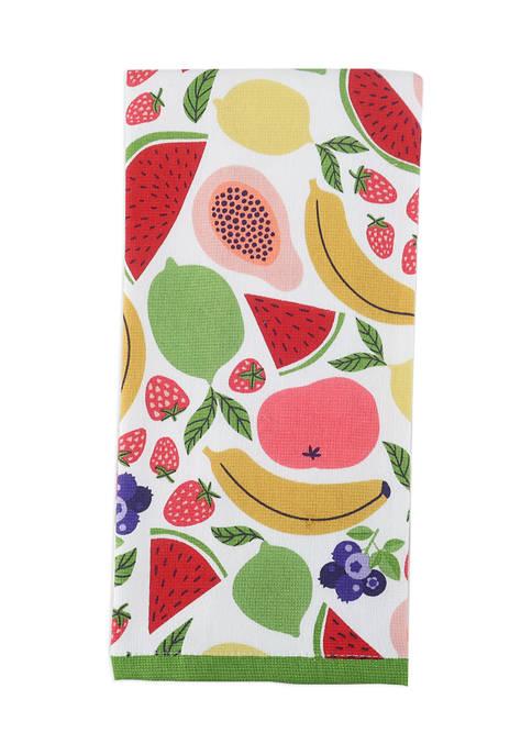 Arlee Home Fashions Inc.™ Fruit Toss Kitchen Towel