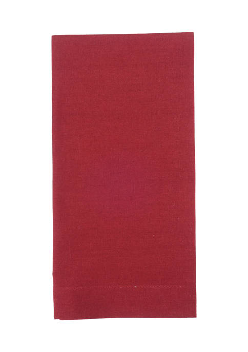 Arlee Home Fashions Inc.™ 4 Pack Holiday Cotton