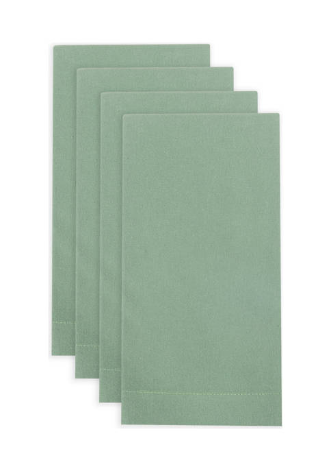 Arlee Home Fashions Inc.™ 4 Pack Cotton Linen