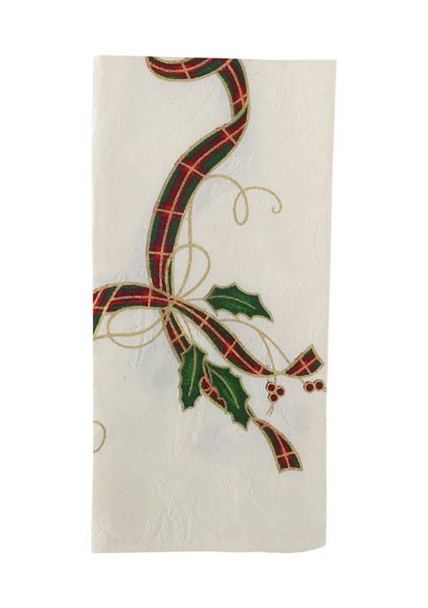 Arlee Home Fashions Inc.™ Holiday Nouveau Napkin