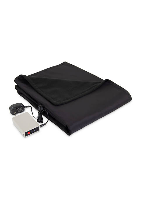 On-the-Go Rechargeable Throw