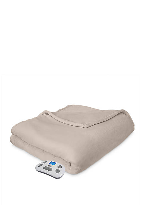 Serta® Comfort Plush Blanket with 2017 Programmable Digital