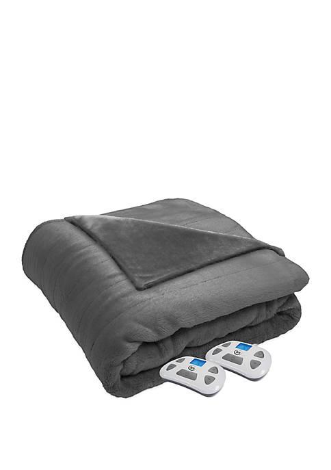 Serta® Silky Plush Blanket