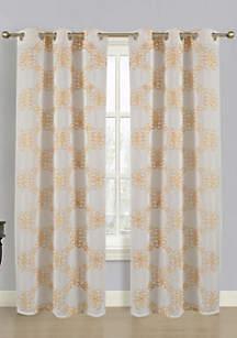 Isabella Window Panel Pair