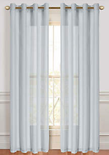 Malibu Sheer Window Panel Pair