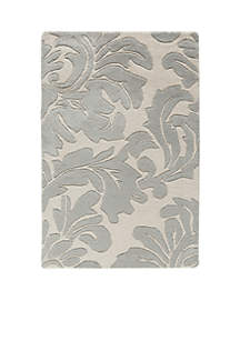 Athena Grey Area Rug 2' x 3'