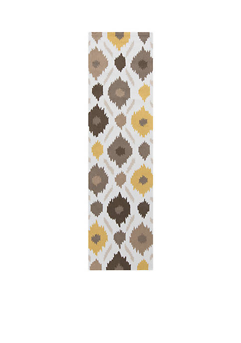 Brentwood Gold Area Rug 4 Round