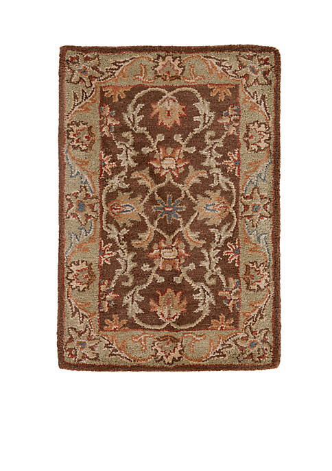 SURYA Caesar CAE-1009 Chocolate Area Rug