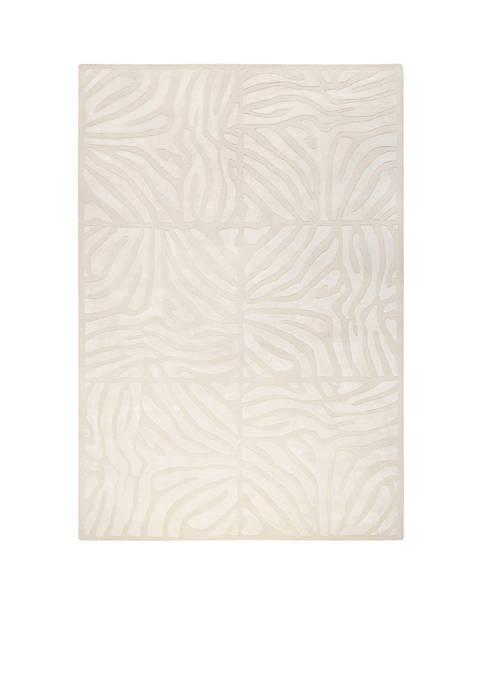 Modern Classics Ivory Area Rug 2 x 3