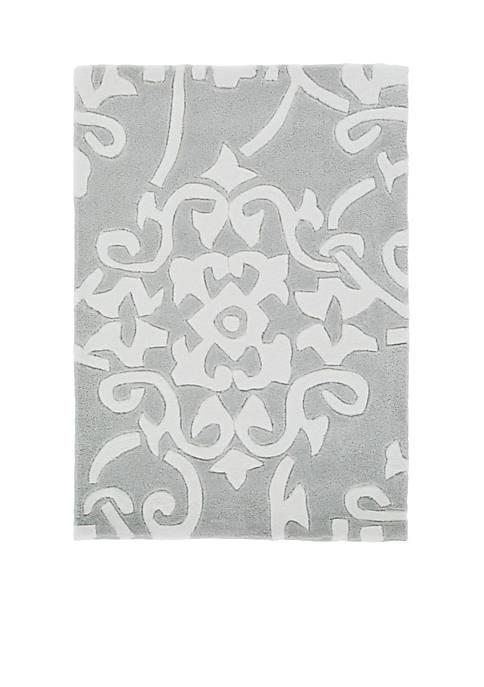 SURYA Cosmopolitan Mint Area Rug 2 x 3