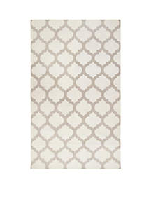 Frontier Ivory Area Rug 2' x 3'
