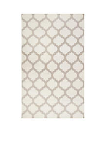 Frontier Ivory Area Rug 3'6\