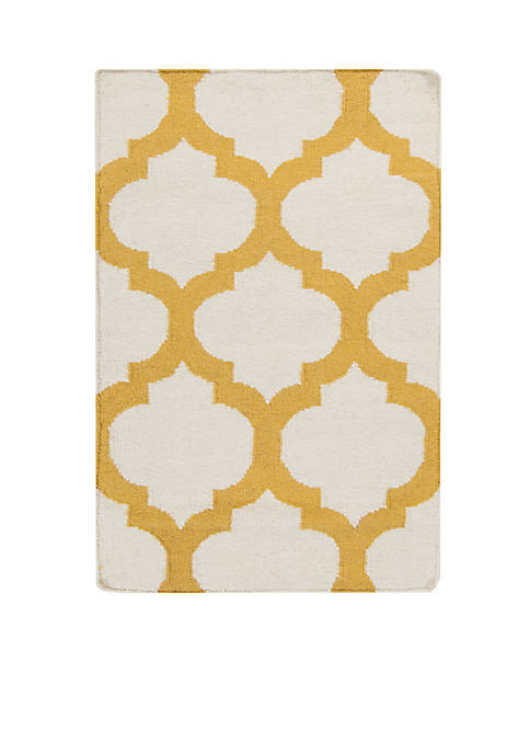 "Frontier Gold Area Rug 36"" x 56"""