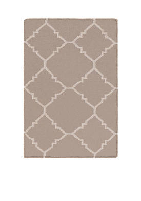 Frontier Taupe Area Rug 3¿6¿ x 5¿6¿