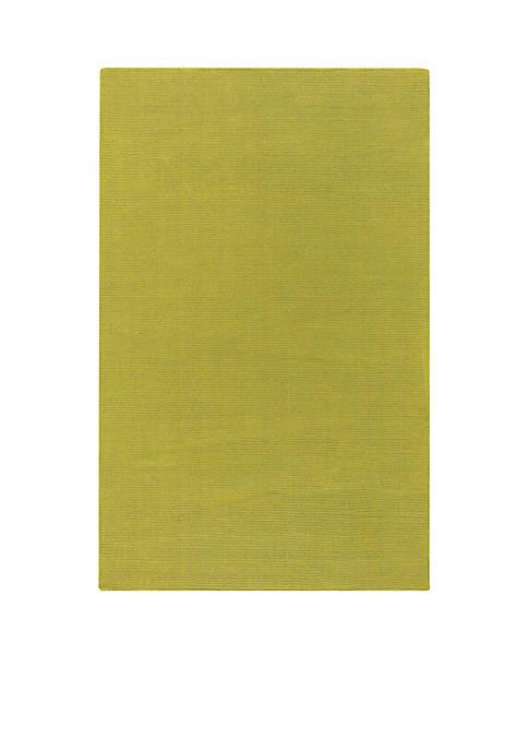 Mystique Lime Area Rug
