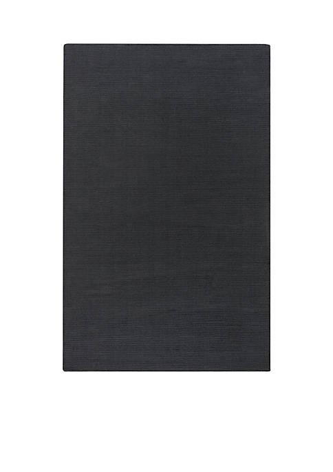 Mystique Charcoal Area Rug
