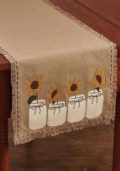 Park Designs Sunflower Blooms Table Runner Belk