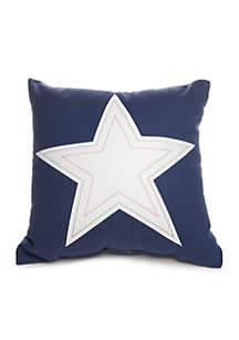 Star Sequin Pillow