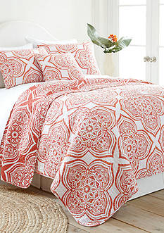 Elise & James Home™ Belclaire Coral Quilt