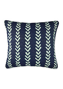 Hasin Reversible Decorative Pillow