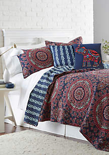 Hasin Reversible Quilt Collection
