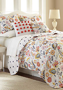 Jacoby Twin Reversible Quilt