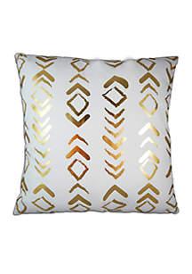 Tribal Arrow Decorative Pillow
