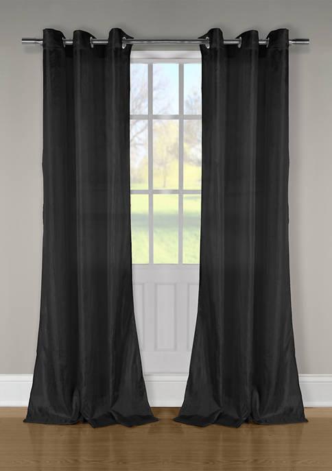 Duck River Textile Aurora Solid Window Curtain