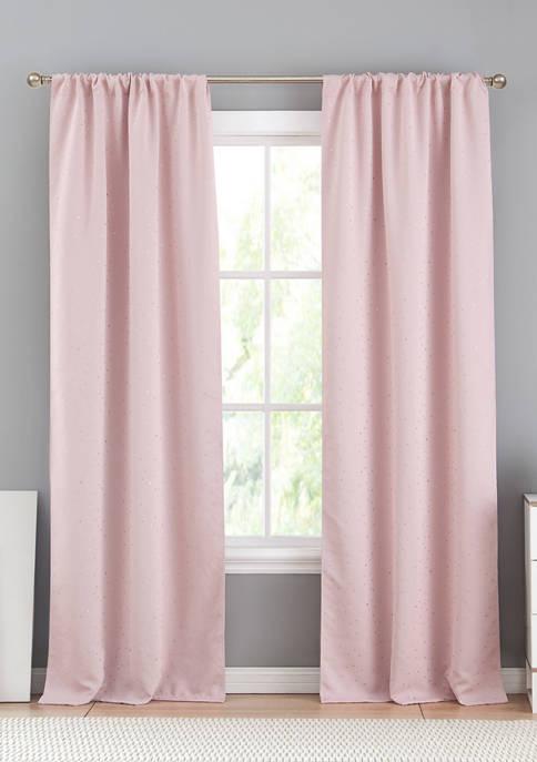 Davis Solid Window Curtain Set