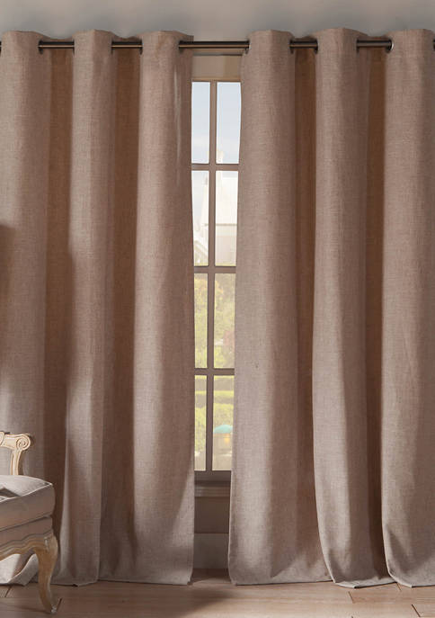 Duck River Textile Keighley Solid Window Curtain Set