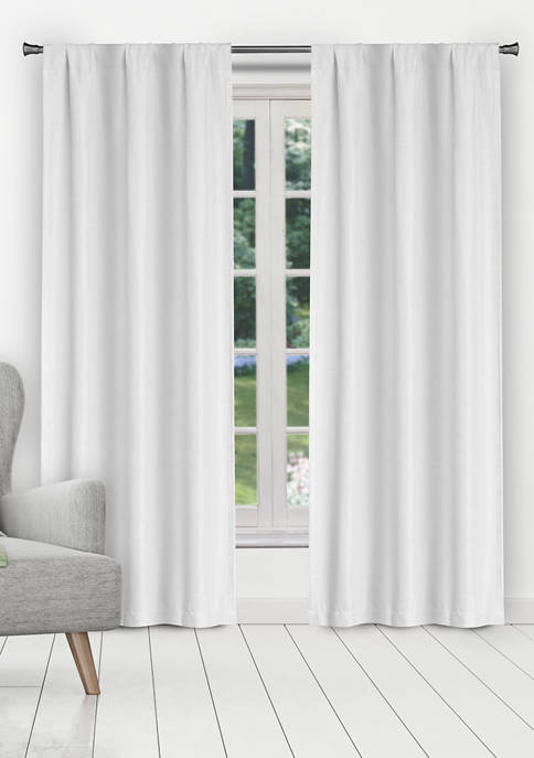 Marcella Solid Blackout Curtain Set