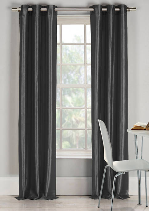Set of 2 Shay Solid Window Curtains