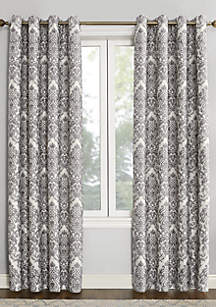 Christine Blackout Lined Grommet Curtain Panel