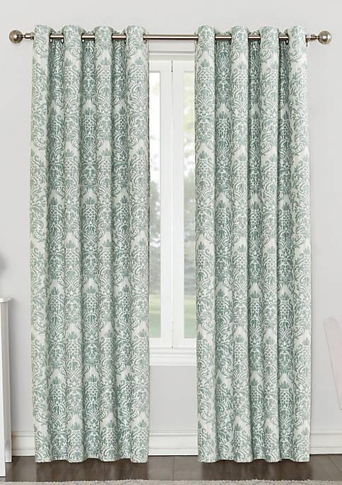 Sun Zero™ Christine Blackout Lined Grommet Curtain Panel