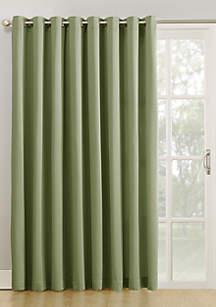 Taylor Grommet Room Darkening Window Patio Panel