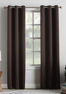Hayden Energy Efficient Blackout Grommet Curtain Panel