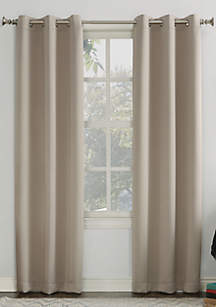 Sun Zero™ Hayden Energy Efficient Blackout Grommet Curtain Panel