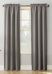 Hayden Blackout Rod Pocket Curtain Panel