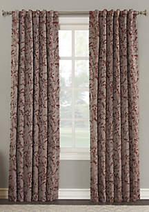 Karin Blackout Lined Back-Tab Curtain Panel