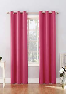 Sun Zero™ Riley Kids Bedroom Blackout Grommet Curtain Panel