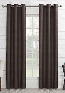 Gladwyn Grommet Thermal Insulated Curtain Panel