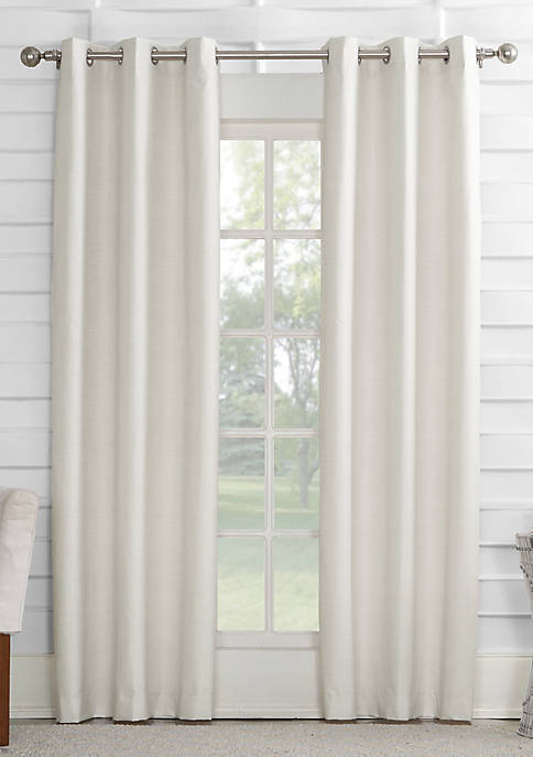 Sun Zero™ Gladwyn Grommet Thermal Insulated Curtain Panel
