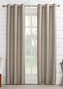 Sun Zero™ Gladwyn Grommet Thermal Insulated Curtain Panel